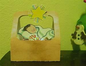 Laura U0026 39 S Frayed Knot  Baby Jesus Craft From The Friend Magazine