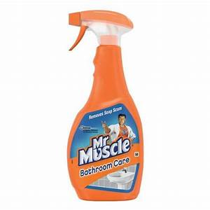 mr muscle 500ml 5 in 1 bathroom and toilet cleaner With mr muscle bathroom and toilet cleaner