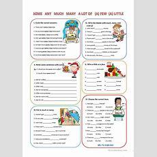 Quantifiers Worksheet  Free Esl Printable Worksheets Made By Teachers