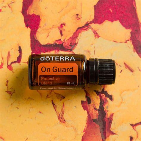 doterra  guard   benefits doterra essential oils