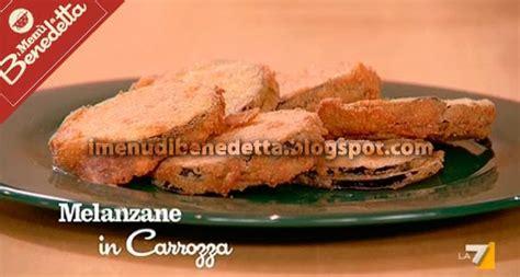 mozzarella in carrozza parodi melanzane in carrozza la ricetta di benedetta parodi