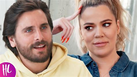 Khloe Kardashian reacts to Scott Disick's Flirty Message ...