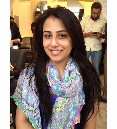 Makeup Without Unseen Shah Khan Ushna Ayeza