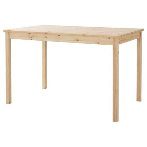 ingo yemek masası 231 am 120x75 cm ikea yemek odaları