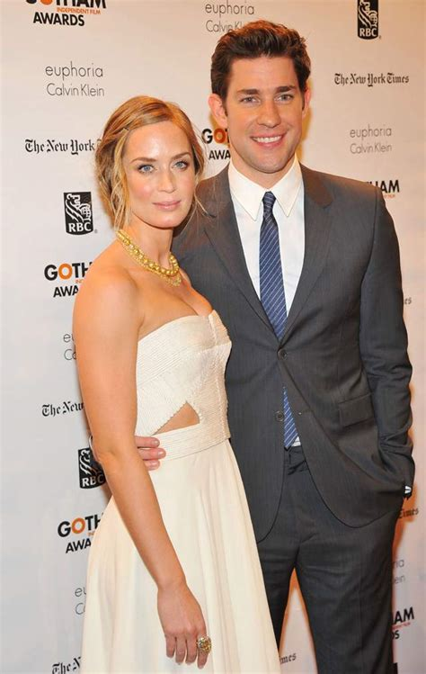 A collection of facts with age, height. Emily Blunt & John Krasinski: The Photos You Need to See ...
