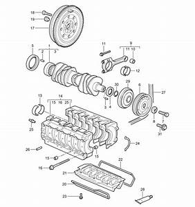 Wiring Diagram  31 Porsche 997 Parts Diagram