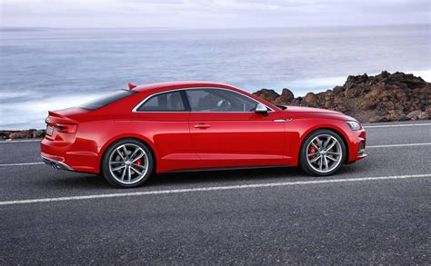 Audi S5 by 2017 Audi A5 S5 Unveiled New Platform Lighter Weight
