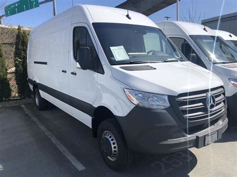 6 cylinders delivery available drive: Mercedes-Benz Boundary | 2019 Mercedes-Benz Sprinter 4x4 3500XD Cargo 170 | #19908341