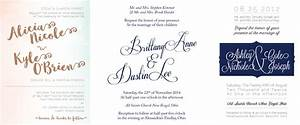 Guide to the elements of a wedding invitation suite for Wedding invitation suite what to include