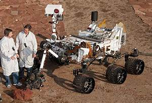 Say hello to NASA's new Mars rover | MNN - Mother Nature ...