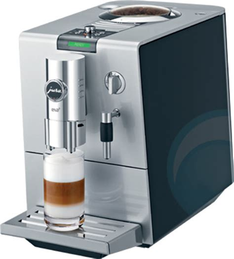 Without a milk frother built in, this machine is best suited for a coffee purist who prefers. Jura Coffee Machine ENA9 | Appliances Online