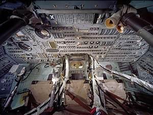 Apollo Command Module Interior - Pics about space