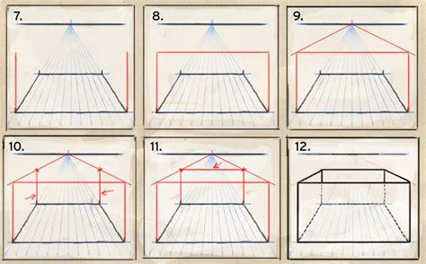 Perspektive Zeichnen Lernen by Perspektive Zeichnen Leicht Gemacht 1 Tutorial