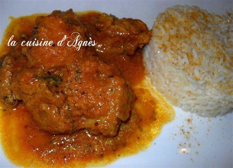lait de coco cuisine curry d agneau au lait de coco blogs de cuisine
