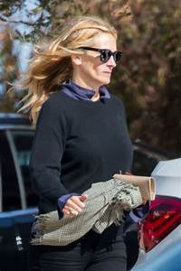 JULIA ROBERTS at Soho House in Malibu 06/08/2017 - HawtCelebs
