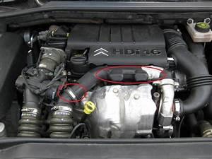 Turbo Qui Fuit De L Huile : d montage turbo 1 6 hdi fap m canique lectronique forum technique ~ Gottalentnigeria.com Avis de Voitures