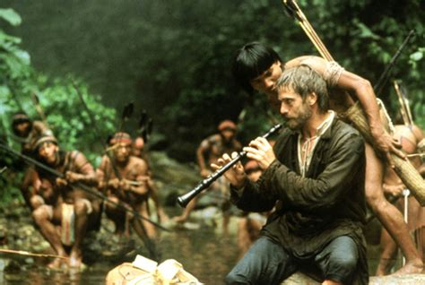 Mostly Movies Classic Film Review Roland Joffe's The Mission
