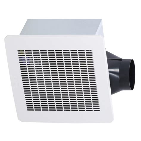 humidity sensing bathroom fan delta breez signature series 130 cfm humidity sensing
