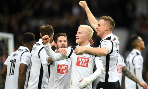 Derby County 3-0 Nottingham Forest: Rams move into ...