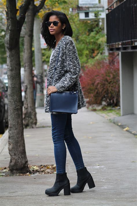Fashionista NOW How To Style Black Ankle Boots Fashion Inspiration