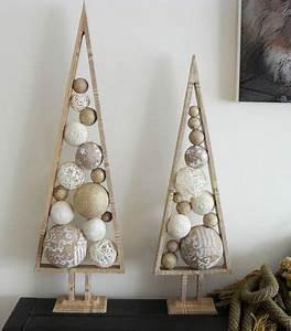 Weihnachtsbäume Aus Holz : details about christmas tree decoration newspaper ball cone 2 sizes moderne ~ Orissabook.com Haus und Dekorationen