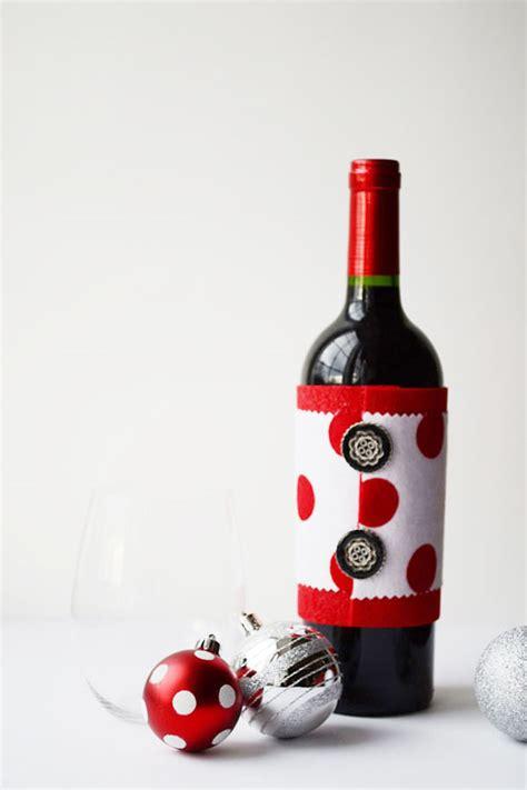 18 Unique Ways To Gift Wrap Wine This Holiday Season