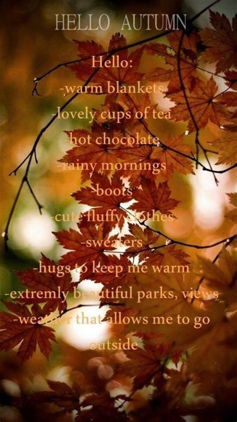 Hello Autumn Pictures, Photos, And Images For Facebook