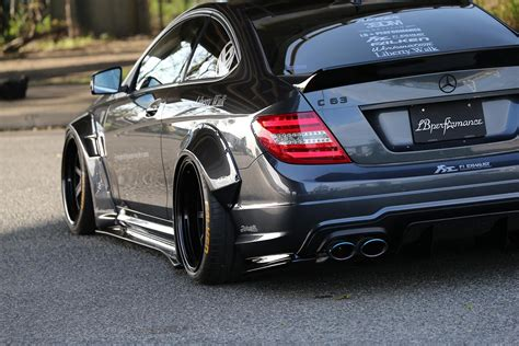 mercedes amg tuning mercedes amg c63 coupe and sedan graduate from the liberty