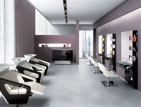 comptoir coiffure mobilier salon ambiance nautilus bac de lavage fauteuil