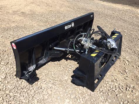 dirt blade new dirt trax skid steer attachment dealer kuipment locator