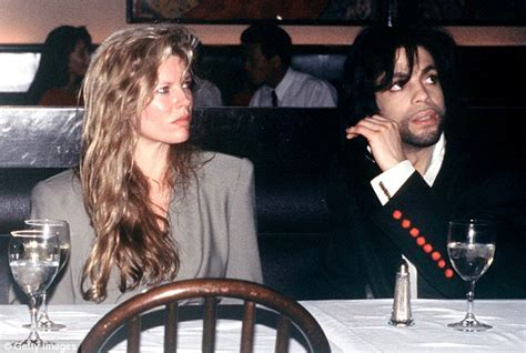 singer couples prince s ex wife and mother of his child mayte garcia in tears after learning he s dead daily