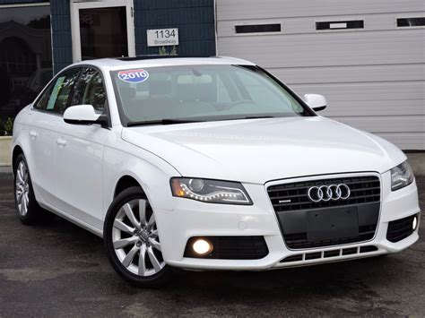 2010 Audi A4 by Used 2010 Audi A4 2 0t Premium Plus At Auto House Usa Saugus