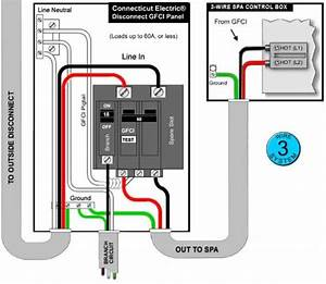 Midwest Spa Panel Wiring Diagram