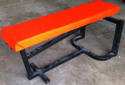 homemade portable shooting bench plans home design ideas