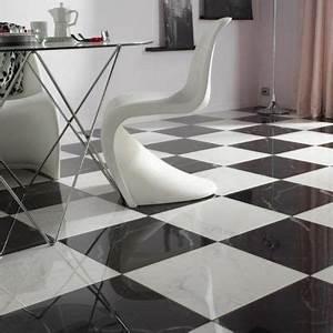 Carrelage Blanc Sol : carrelage sol et mur gris 30 x 30 cm jiraya castorama ~ Dode.kayakingforconservation.com Idées de Décoration