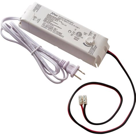 commercial electric 60 watt 12 volt led lighting power