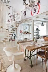 Bohemian Decor Style Loft