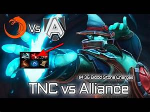 Alliance.S4 EPIC IMMORTAL STORM SPIRIT 17-0-12 Dota 2 TI6 ...