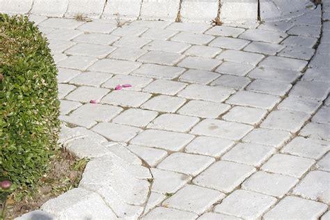 pave exterieur point p bordures de jardin bien les choisir