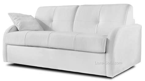 canape cuir blanc convertible photos canapé convertible cuir blanc