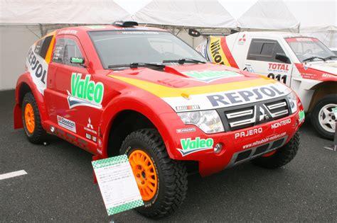 Kaos Rally Dakar Mitsubishi Pajero rally dakar wikiwand