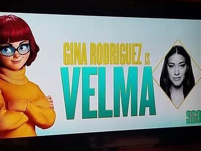 Scoob Velma Scooby Fred Doo Movie Pelicula