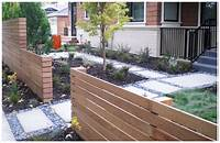 front yard fence ideas 50 Modern Front Yard Designs and Ideas — RenoGuide ...