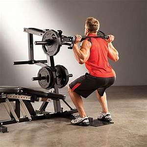 Marcy Pro Pm4400 Leverage Home Gym Adjustable Fitness Bench Press Squat Machine