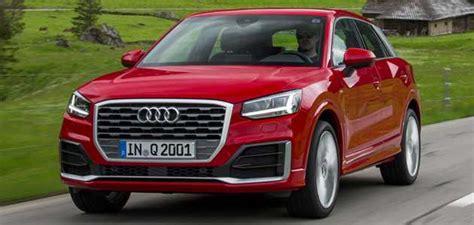 Yeni Audi Q2 Teknik Özellikleri, Fiyatları Ve Araç Bilgileri