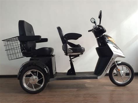 New Type Plastic Cartoon Mobility Scooter Disabled For