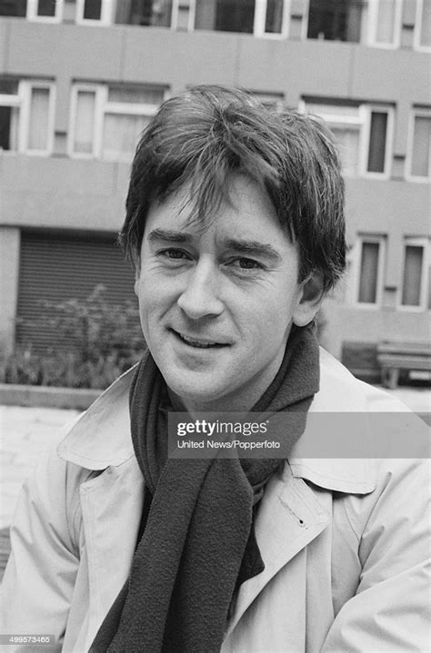 Scottish actor Denis Lawson posed in London on 26th March 1984. News Photo | Getty Images