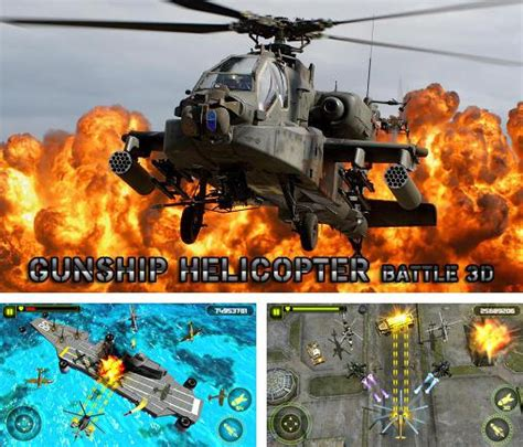 Helicopter Battle 3d For Android