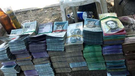 Cómo La Venta De Billetes Venezolanos Se Convirtió En Un