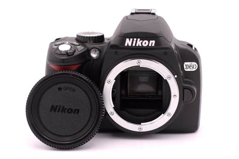 nikon d60 10 2 mp digital slr nikon d60 10 2 mp digital slr black only